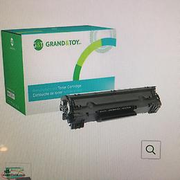 2 !!! New in box HP (CF283a) 0m01083 Grand Toy Remanufactured Toner