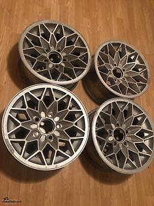 1979 Trans Am Snowflake Rims