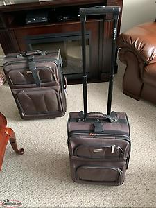 2piece luggage ser