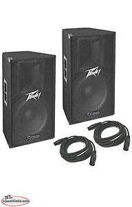 Wanted: Peavey Speakers