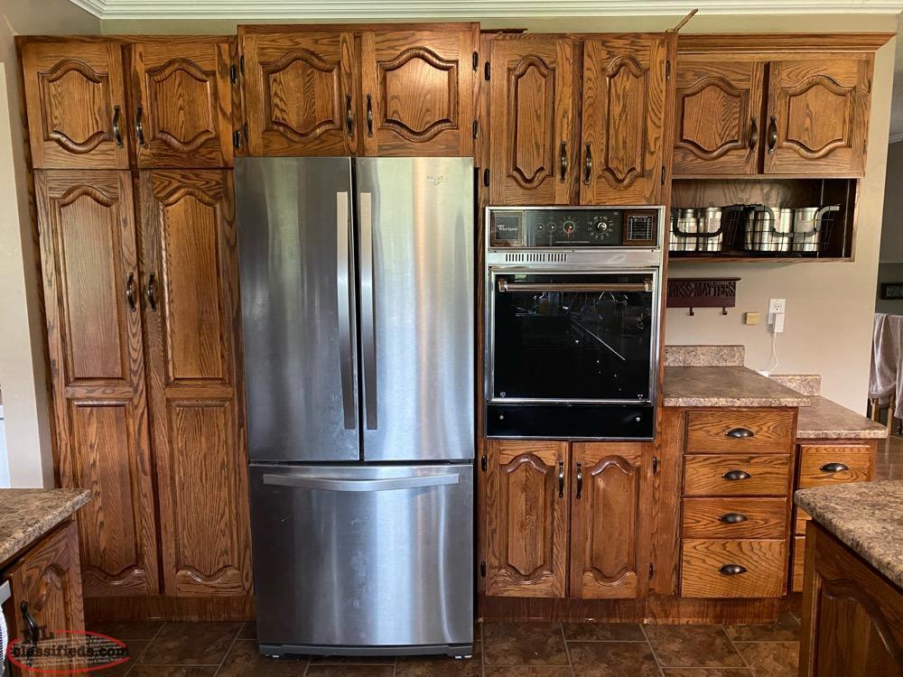 Oak Kitchen Cabinets For Sale - Portugal Cove - St ...