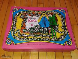Vintage The World of Barbie Double Doll Case (1968)