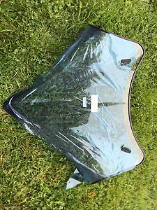 Yamaha snowmobile windshield