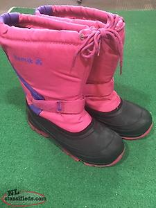 Girls Kamik Winter Boots