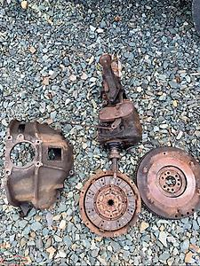 Lots of parts for chevys 50's-90's