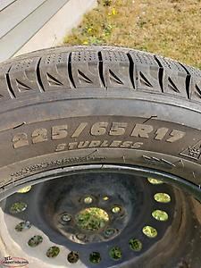 Michelin Latitude X-Ice 225/65 R17