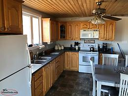 Cabin for sale on Badger Lake