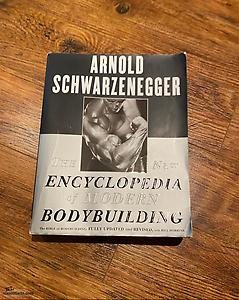 Arnold Schwarzenegger encyclopedia of modern bodybuilding