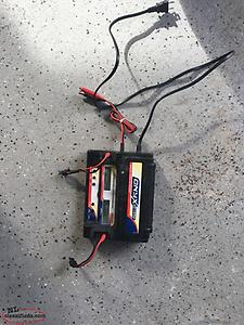 Traxxas Battery Charger