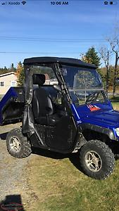 For Sale blue 2013 Swat 600 side by side