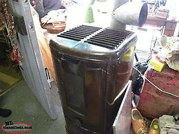wanted vintage oil parlor stoves