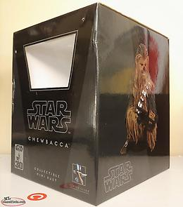 Star Wars 30th Anniversary Chewbacca Collectible Mini Bust