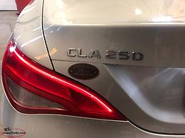 2017 MERCEDES BENZ CLA 250 4MATIC - (41,000 KM.S)