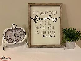 Homestyle - Home decor christmas handmade signs etc