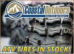 We've got your ATV tires IN-STOCK!!!