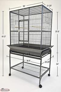 Cage for budgies with full Accessories
