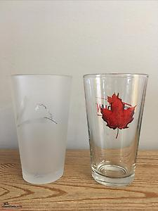 For Sale: Beer Glasses