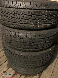 235/65/18 a/s tires