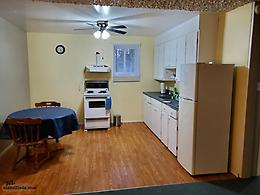 Two Bedroom Basement Apartment, Gander