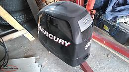 90 HP Mercury Outboard