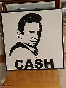 Johnny Cash, Mohammed Ali