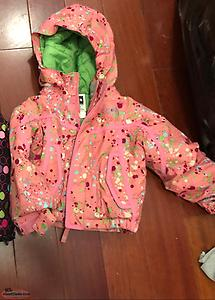 North Face 2T Toddler Winter Jacket