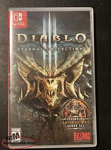 Diablo III for Nintendo Switch