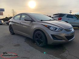 2015 Hyundai Elantra - $0 Down Payment Financing Available