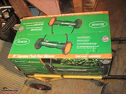 Scotts 18 inch Real Mower