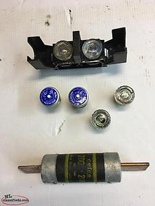 Fuses that can be reset