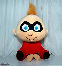"Disney The Incredibles Baby Jack Jack 14"" Plush"