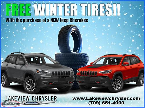 FREE Winter Tires!!!