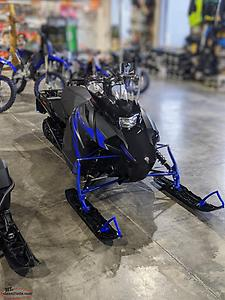 Interest Rates As Low As 1.95% on 2021 Yamaha Transporter Lite Snowmobiles
