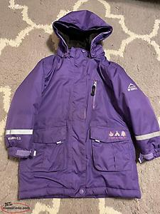 McKinley girls winter coat