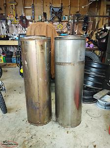 "Two Sentinel 7"" insulated chimney sections. NEW PRICE"