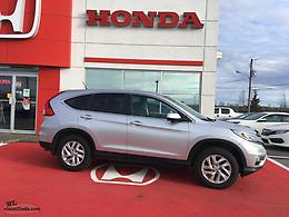 $2000.00 OFF 2016 Cr-v Ex 4wd Lease Return Only 97700Km Honda Remote Start