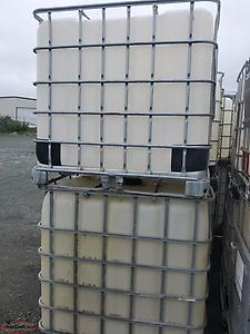 1000L chaged totes