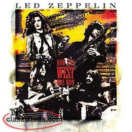 Led Zeppelin - How The West Was Won (3-cd set)