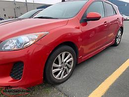 2012 Mazda 3 GS Sport Hatch Back $4900.00 Hard to find cars