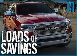 RAM 1500 DT - Get $10,000 in Rebates NOW
