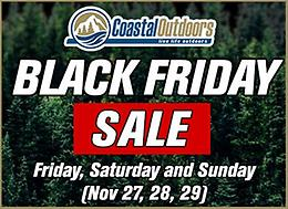 Coastal Outdoors Black Friday Sale!
