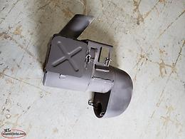 Polaris 700 stock muffler