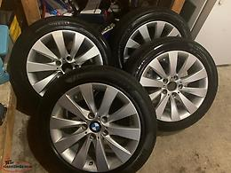"17"" perilli winter tires and rims"