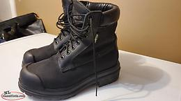 Mens terra work boots size 6