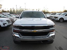2017 Chevrolet Silverado Crew Cab 4x4 LT True North $259 B/W