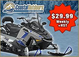 Get a new Polaris INDY 550 for only $29.99 per week!!!