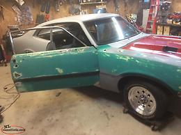 1970 Ford Maverick PROJECT CAR