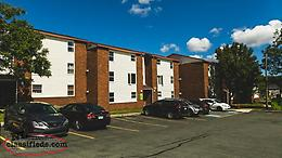 3 Bedroom - 2nd Floor APARTMENT - 1093 Square Feet