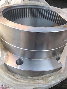 21950G20 Sleeve Exposed bolt Gear Coupling and 21050G Flex Hub RSB