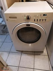 Front load washer and dryer for sale